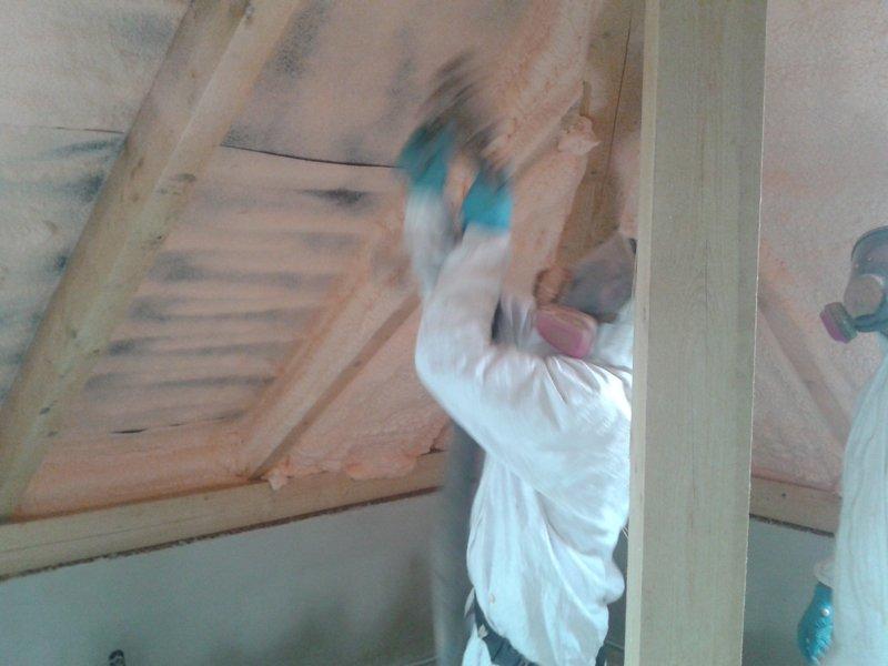 izolace ploché střechy 2