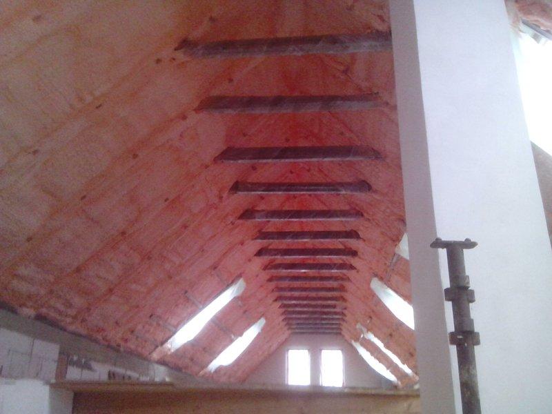 Izolace ploché střechy 7