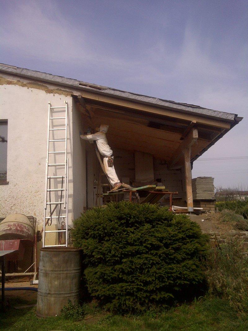 Izolace ploché střechy 9