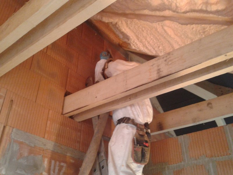 Izolace střech 6