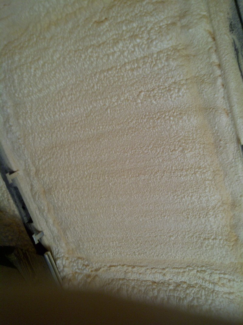 Izolace stropu 8
